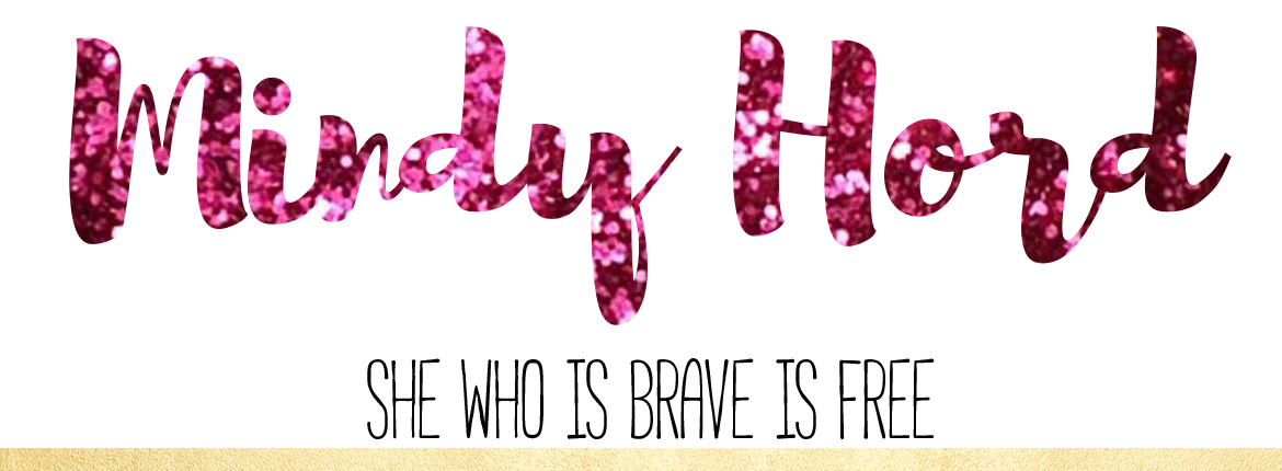 header with gold border